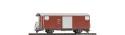 Bemo 2250259, $ $ MGB X 4917 Hilfswagen