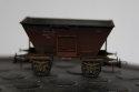 Brawa 48796, $ Kohletrichterwagen Otw DRG Mainz Ep. II patiniert, Sonderausgabe 65 Jahre BRAWA auf der Internationalen Spielwarenmesse
