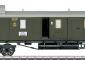 $ DRG-Schnellzug BR 15 001+3 Wagen,Ep.II
