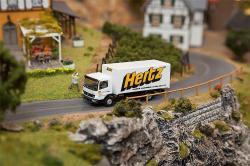Lorry MB Atego Hertz (HERPA)