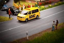 VW T5 Bus ADAC (WIKING)