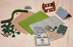 One-family dwelling house Creative Building Set II