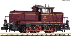 Diesel locomotive class   260, DB