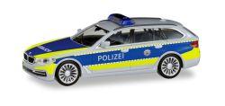 BMW 5er Touring Autobahnpolizei NRW
