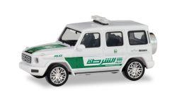 Mercedes-Benz G-Klasse Polizei Dubai                                                             (VAE)