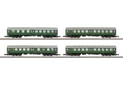 Umbauwagen-Set 4-a DB