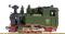 Bemo 1013804 K.Sä.Sts.B. 54 steam loco RTR sä. I K