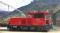 Bemo 1287251 MGB Tea 2/2 801 shunting loco Exclusivmodell 2021