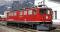 "Bemo 1354143 RhB Ge 6/6 II 703 ""St.Moritz"" bright red digital with sound"