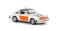 Brekina 16358 Porsche 911 G targa Rijkspolitie 32, TD