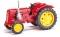 Busch 210010108 Traktor Famulus dunkelrot