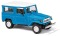 Busch 43033 Toyota Land Cruiser blau