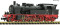 Fleischmann 707504 Steam locomotive BR 78 DB