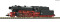 Fleischmann 712376 Steam locomotive BR 023 DB Snd.