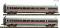 Fleischmann 746102 ICE-T Erg.#1 2-piece DB AG