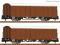 Fleischmann 826213 Set of 2:Covered goods wagon Gbs258