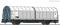 Fleischmann 826252 OBB sliding wall wagon, AAE