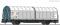 Fleischmann 826253 SBB Cargo sliding wall wagon
