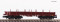 Fleischmann 826708 4-axle flat wagon, SNCB