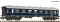 Fleischmann 863105 2nd class express coach   for long-distance express