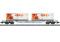 Märklin T15491 coop® Container Transport Car