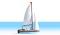 Noch 16824 Sailing Boat