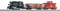 Piko 37104 G-Start-Set Santa Fe Güterzug
