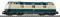 Piko 40504 N-Diesellok BR 221 Beigeblau