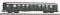 Piko 40624 N-Schürzeneilzugwg. 2. Kl. D