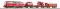 Piko 57153 Start-Set Feuerwehr DB BR 218 & Wagen