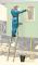 Preiser 45505 LGB Car Washer with Ladder