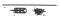 ROCO 42602 Zahnstange ROCO LINE