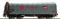 ROCO 76450 Schiebeplanenw. SNCF Logisti