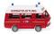 Wiking 060132 Feuerwehr - VW LT 28