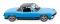 Wiking 079207 VW Porsche 914 - hellblau